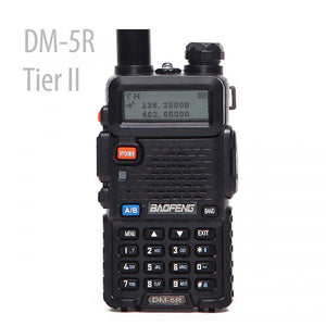 2018 New Baofeng DM-5R BF-5R Tier2 DMR 136-174 400-470MHz