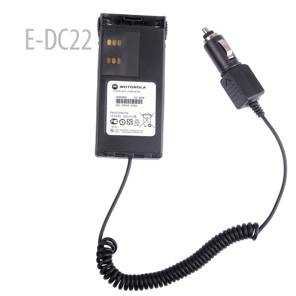 Car Battery Eliminator for MOTOROLA GP328