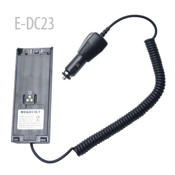Car Battery Eliminator for MOTOROLA HT-1000