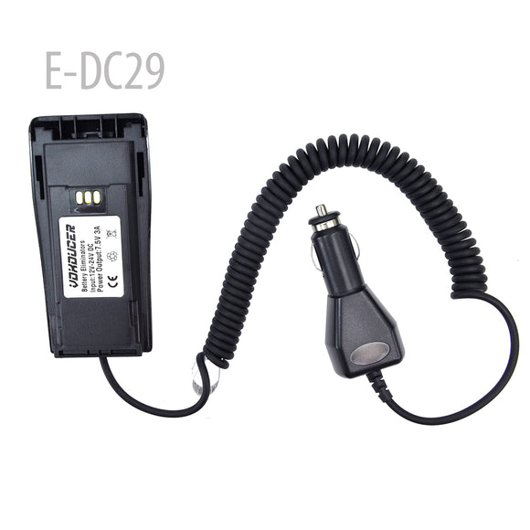Car Battery Eliminator for MOTOROLA GP3688 GP3188 GP040