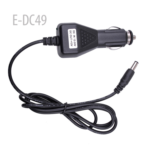 12/24V CAR ADAPTOR FOR PUXING