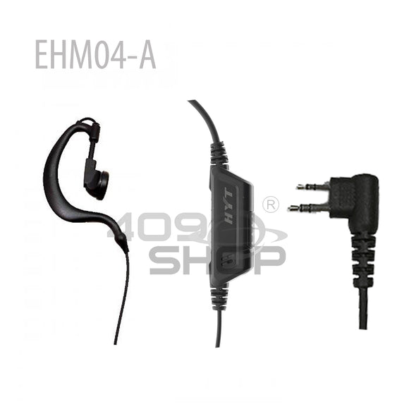 EHM04-A FOR HYT TC-700HMU EARPIECE