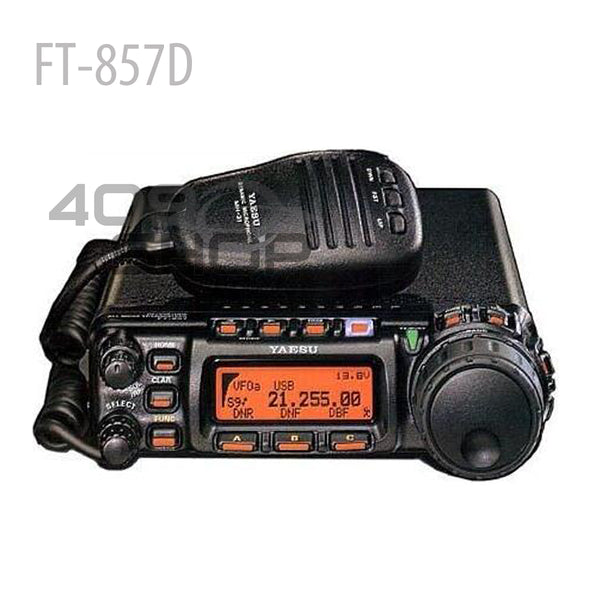 FT-857D-YAESU FT-857D HF/VHF/UHF mobile transceiver (NOT Include Shipping Cost)