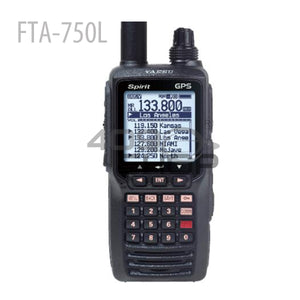 FTA-750L-Yaesu FTA-750L Handheld VHF Transceiver / GPS(NOT Include Shipping Cost)