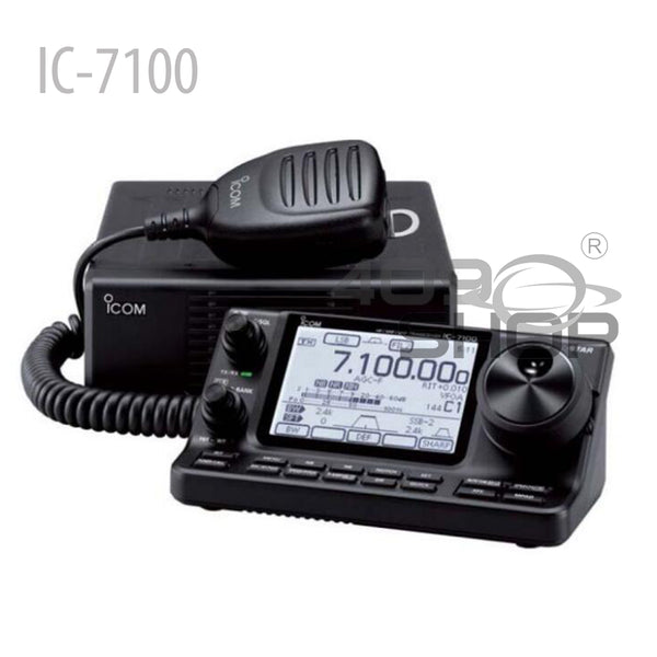 IC-7100-ICOM IC-7100 HF/VHF/UHF Transceiver (NOT Include Shipping Cost)