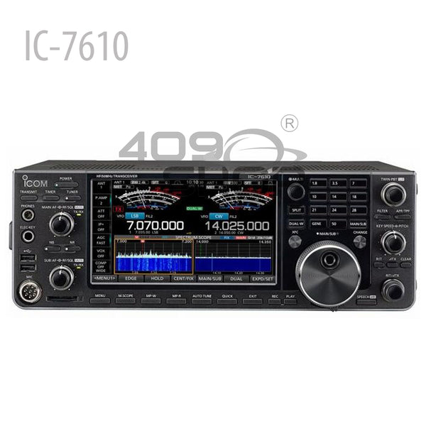 ICOM-IC-7610 HF/50MHz All Mode Transceiver NOT Include Shipping Cost