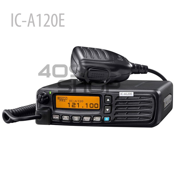 Icom IC-A120E Air Band VHF Mobile Transceiver NOT Include Shipping Cost