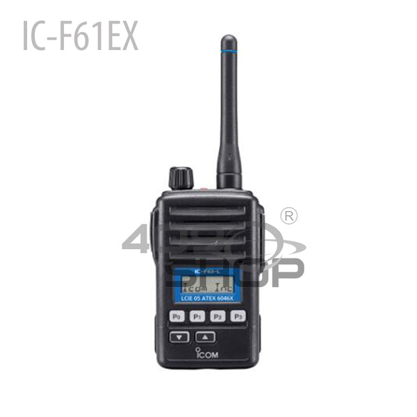 ICOM-IC-F61Ex Atex Transceiver NOT Include Shipping cost
