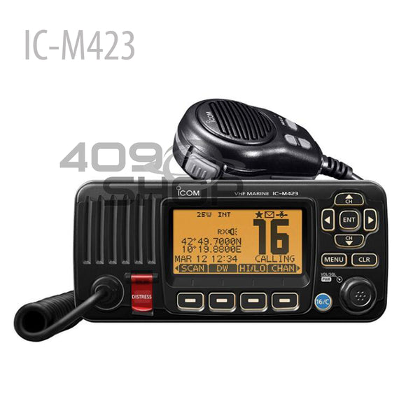ICOM-IC-M423 VHF marine Transceiver NOT Include Shipping Cost