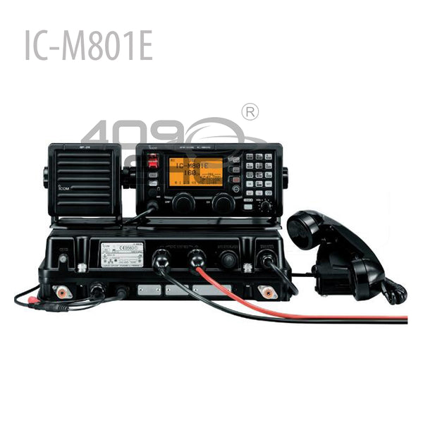 ICOM-IC-M801E MF/HF MarineTransceiver with remote head NOT Include Shipping Cost