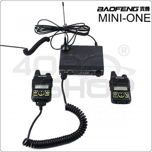Baofeng MINI-One MINI Mobile Car Radio 15W Power Output Mobile RADIO