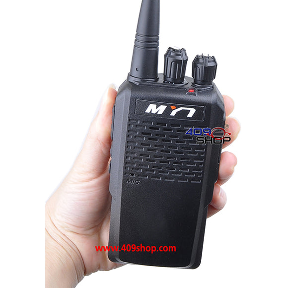 MYT MYT-DP201U 400-470MHZ TWO-WAY DIGITAL RADIO