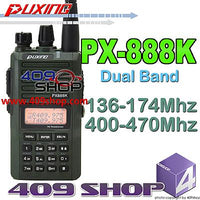 PUXING PX-888K Dual Band 136-174/400-470Mhz Radio