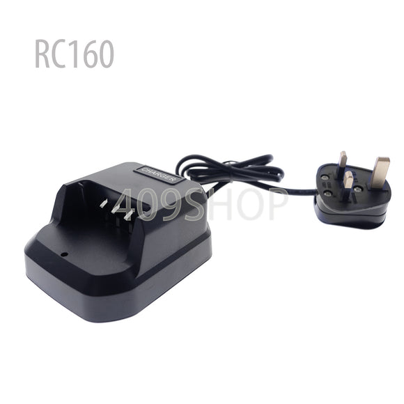 RC160 CHARGER WITH 3 Pinks UK POWER PLUG For SJ409