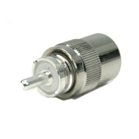 UHF PL259 RF Adaptor 5C (7.2mm cable)