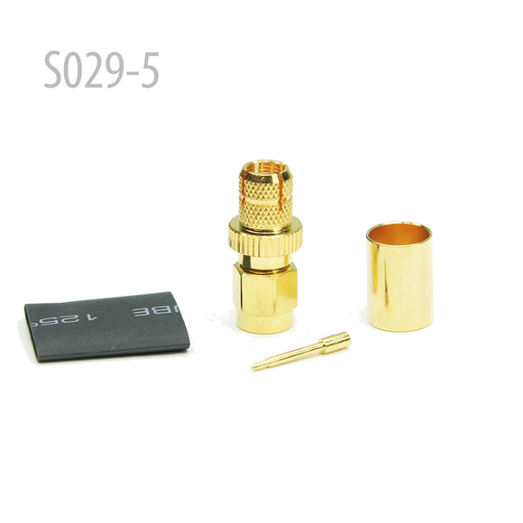 SMA MALE PLUG for 5C Cable