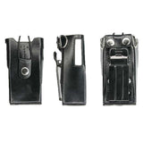 Leather case for Kenwood TK-3107 TK-2107