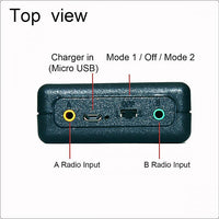 SR-629 2 in 1 Duplex Repeater Controller with cable For KENWOOD MOBILE