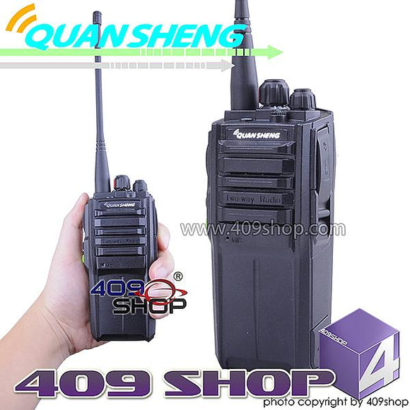 QUANSHENG TG-1690 7W UHF 400-480MHz Super-long Standby Time Radio