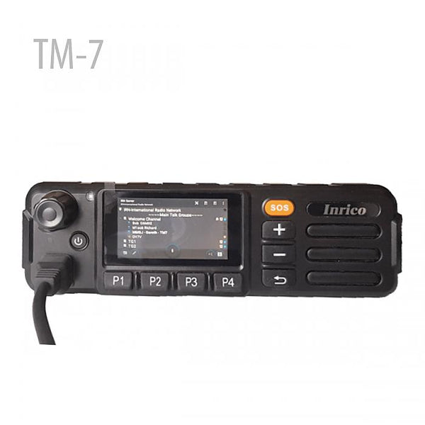 Inrico TM-7 Network Mobile radio