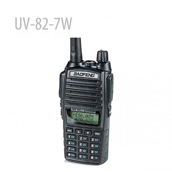 BaoFeng UV-82-7W High Power Dual Band Radio Amateur Ham Portable