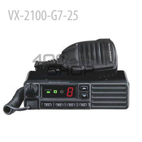 Vertex-VX-2100-G7-25 MOBILE RADIO 8 CHANNELS UHF NOT Include Shipping Cost