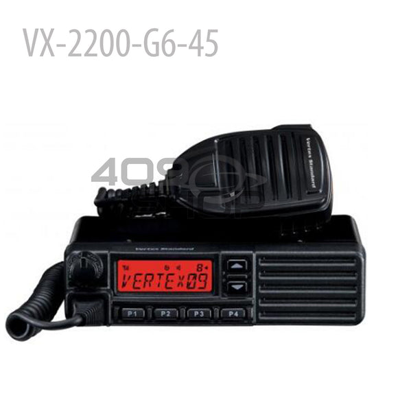 Vertex VX-2200-G6-45 UHF 400-470mhz NOT Include Shipping Cost
