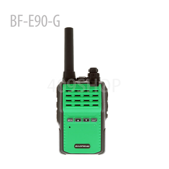 BAOFENG BF-E90-G Mini Two Way Radio UHF 400-470 MHZ Green