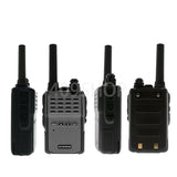 BAOFENG BF-E90-GY Mini Two Way Radio UHF 400-470 MHZ Grey