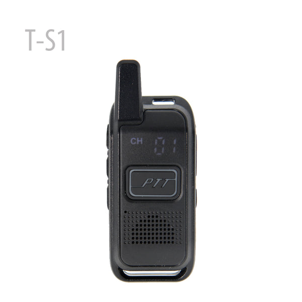 YANTON T-S1 2W UHF Mini Walkie Talkie