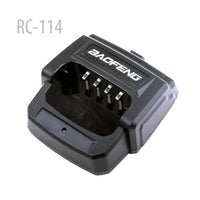 RC114 FOR BAOFENG POFUNG BFUV-66 BF-UV66 CHARGER