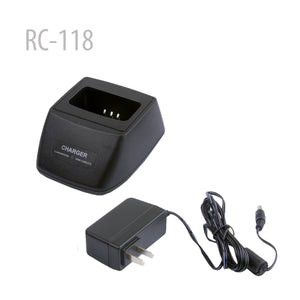 Desktop Charger for ICOM W32.T7H BP-180