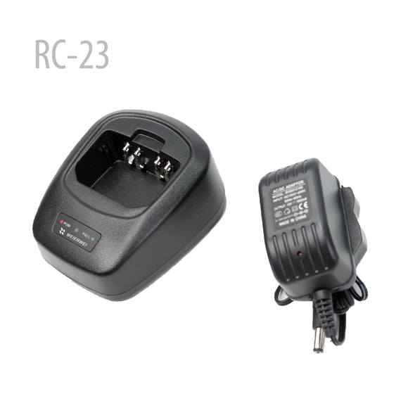 Charger for WEIERWEI VEV-1000 VEV-3288 RC23