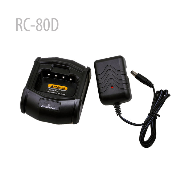 Original DESKTOP CHARGER for BAOFENG BF-K5