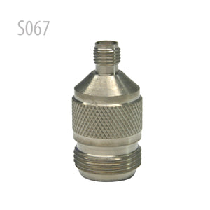 SMA - female to N Adaptor