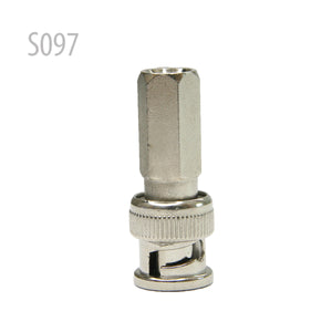 Adaptor BNC -male plug for rg58