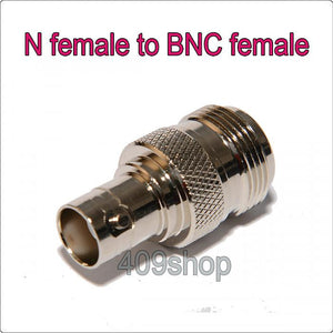 BNC female to N female Adaptor