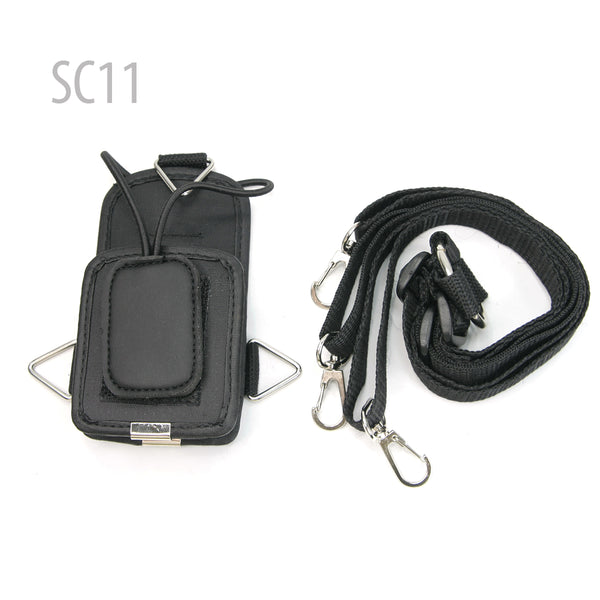 Small Size Carry Case for Puxing Baofeng Radio - SIZE: (H)120 x (W)60 x (D)3mm