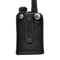 Leather soft case (without belt) for BAOFENG UV-3RPlus(SC35)