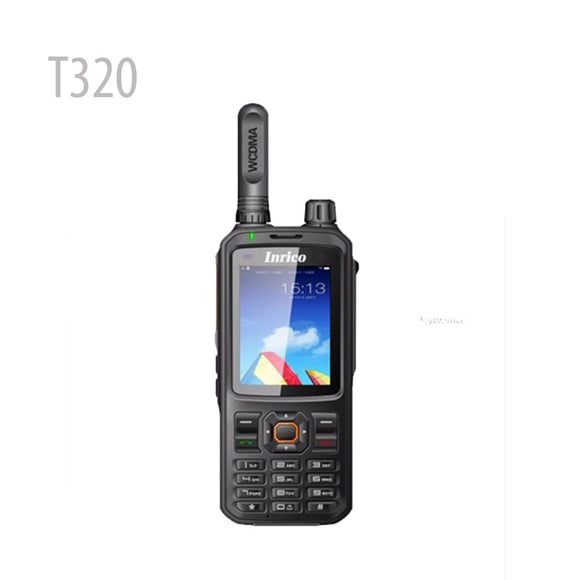 Inrico T320 EU Band + 1 Year 409PTT Service