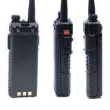 Baofeng UV-5R UHF/VHF Radio with 7.4V 3800mAh Rechargeable Battery