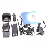 New Arrival Baofeng UV-82S 5W 136-174MHz-400-520MHz Dual Band Walkie-talkie