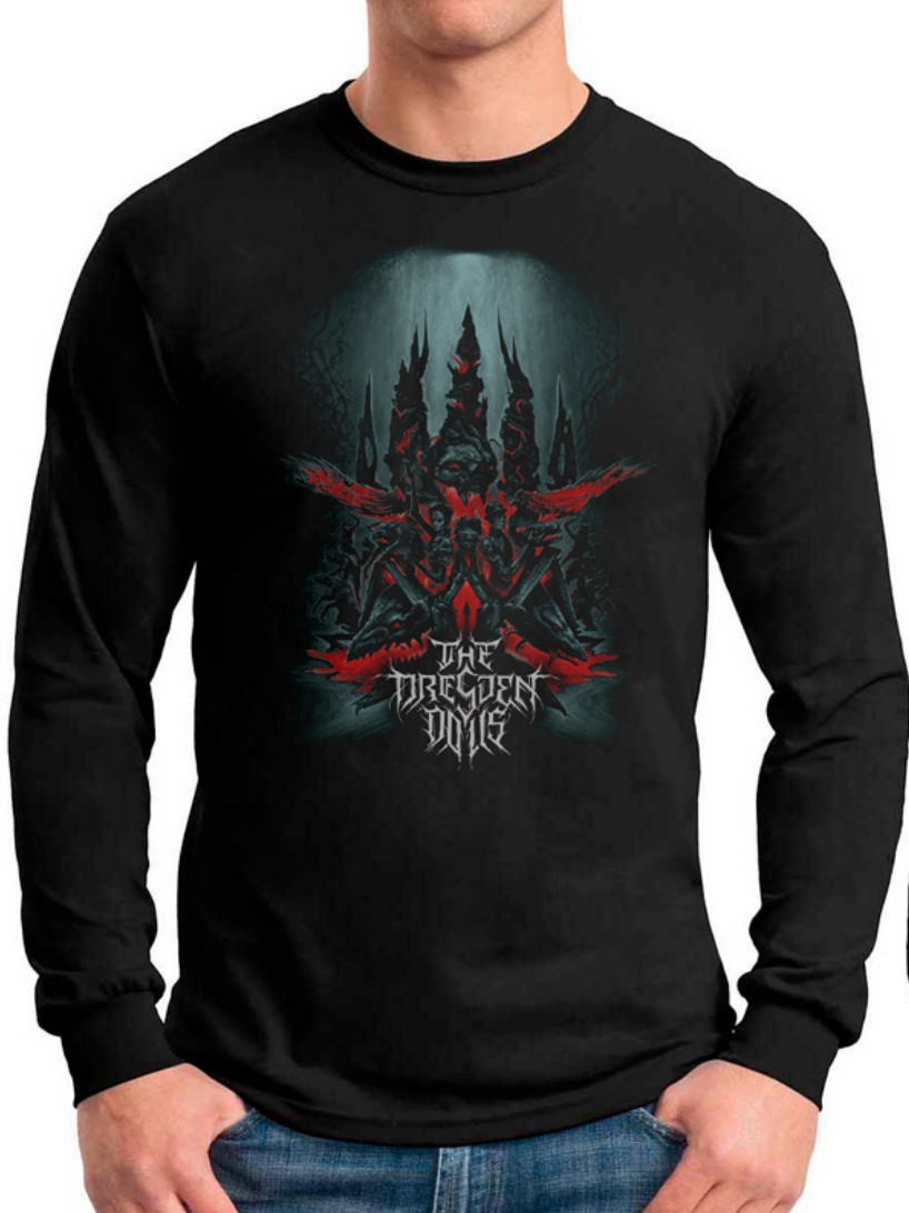 2018 METAL LONG-SLEEVE SHIRT