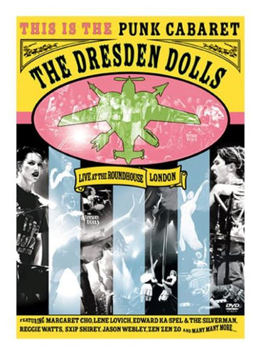 LIVE AT THE ROUNDHOUSE - DVD