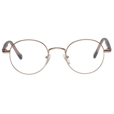 SPOTLIGHT | BRUSHED ROSE GOLD OPTICAL