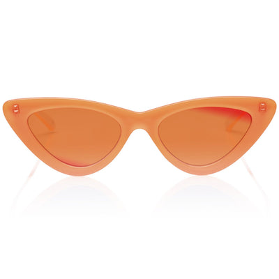 THE LAST LOLITA | NEON ORANGE ORANGE MIRROR