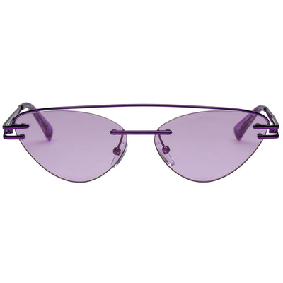 THE COUPE | METALLIC PURPLE