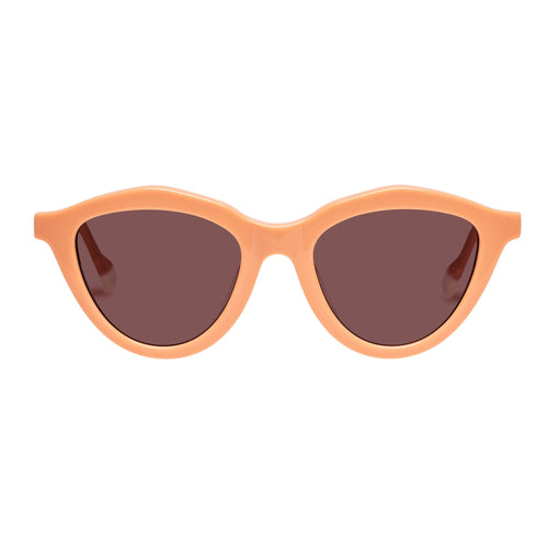 Le Specs Medina Maze Pink Cat-Eye Prescription Ready Sunglasses Medina Maze Pink Lsh2026375