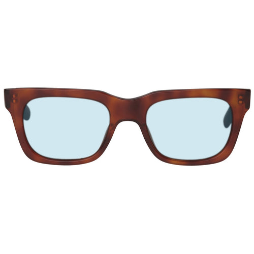 Le Specs Fellini Uni-Sex Tort Modern Rectangle Sunglasses