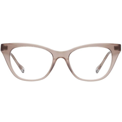Le Specs Chimera Womens Rose Cat-Eye Eyeglasses